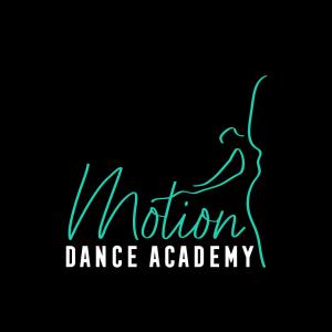 Motion Dance logo G & B