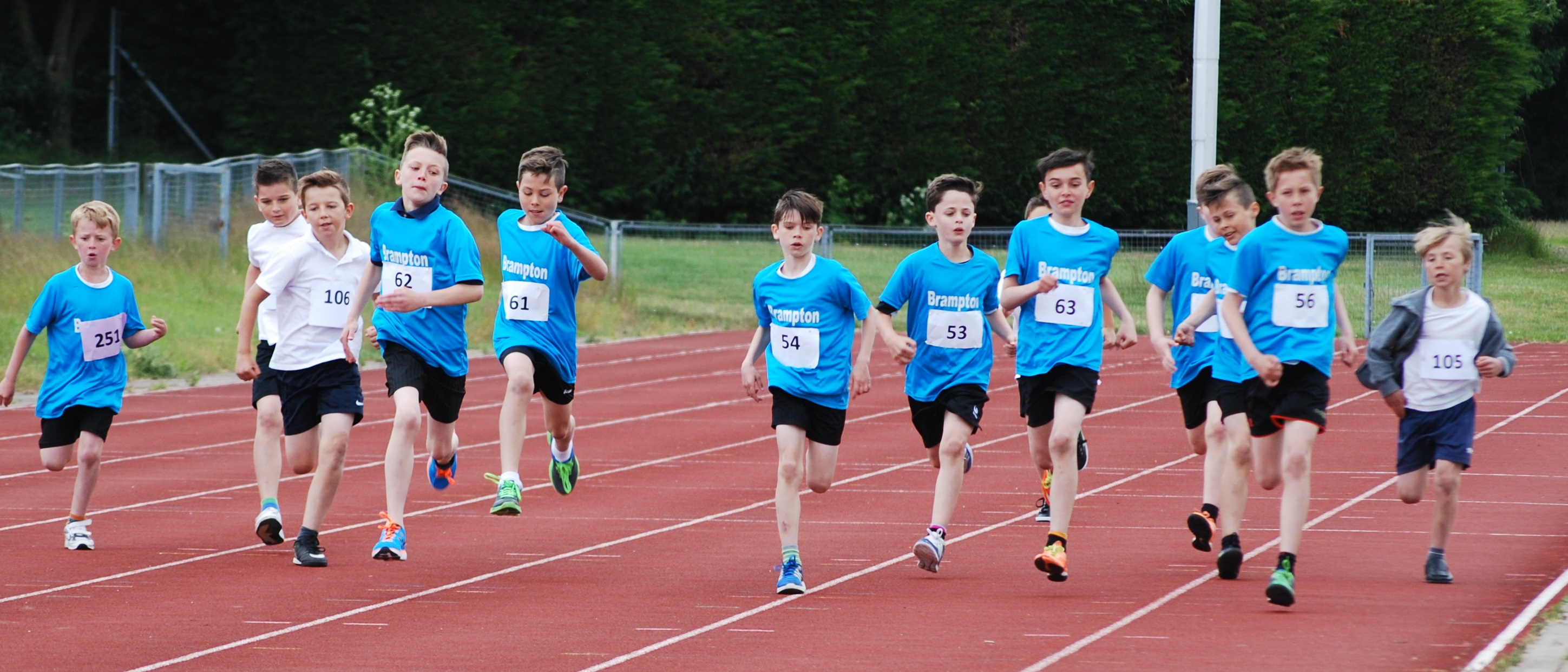 Level 2 Quadkids Athletics – 9 June 2015 | Hunts School ...