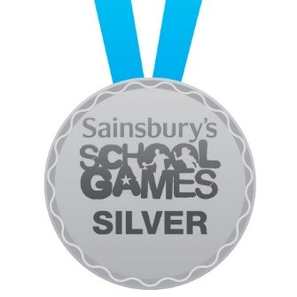 Image result for sainsburys school games silver