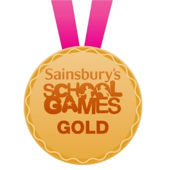 Image result for sainsburys schools games mark gold