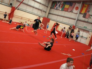 Gymnastics Comp&Netball Leaders 041