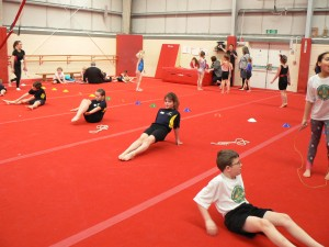 Gymnastics Comp&Netball Leaders 042
