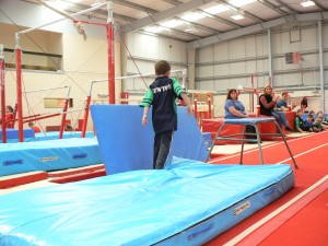 Gymnastics Comp&Netball Leaders 072