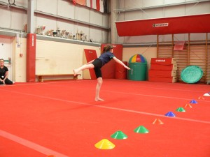 Gymnastics Comp&Netball Leaders 080