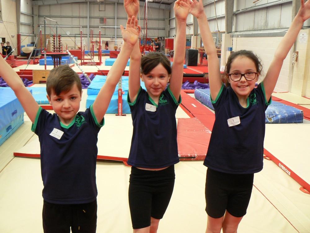 Gymnastics Comp&Netball Leaders 086