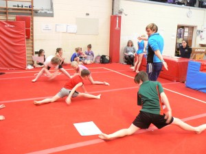 Gymnastics Comp&Netball Leaders 091