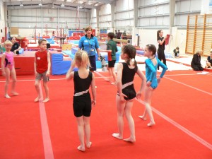 Gymnastics Comp&Netball Leaders 093