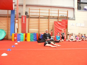 Gymnastics Comp&Netball Leaders 100