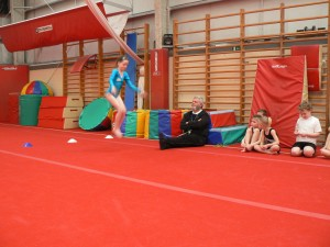 Gymnastics Comp&Netball Leaders 106