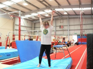Gymnastics Comp&Netball Leaders 140