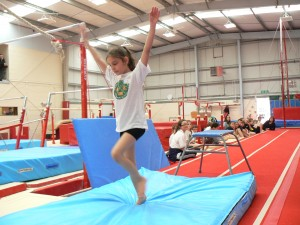 Gymnastics Comp&Netball Leaders 145