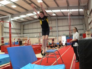 Gymnastics Comp&Netball Leaders 160