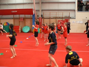 Gymnastics Comp&Netball Leaders 169