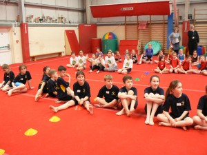 Gymnastics Comp&Netball Leaders 182