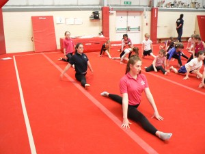 Gymnastics Comp&Netball Leaders 211