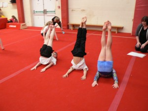 Gymnastics Comp&Netball Leaders 219