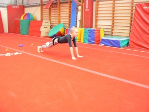 Gymnastics Comp&Netball Leaders 226