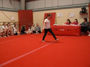 Gymnastics Comp&Netball Leaders 246