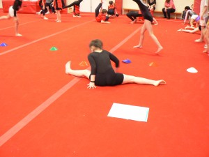 Gymnastics Comp&Netball Leaders 264