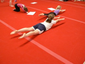 Gymnastics Comp&Netball Leaders 267