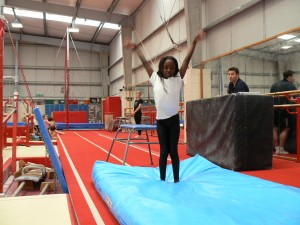 Gymnastics Comp&Netball Leaders 301