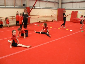 Gymnastics Comp&Netball Leaders 327