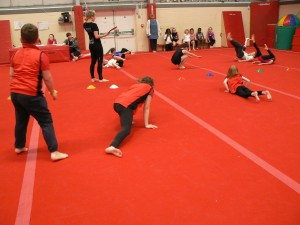 Gymnastics Comp&Netball Leaders 329