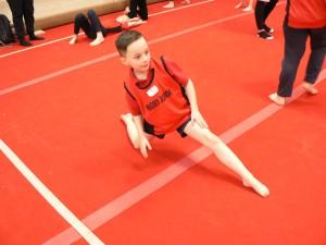 Gymnastics Comp&Netball Leaders 330