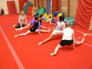 Gymnastics Comp&Netball Leaders 332
