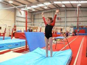 Gymnastics Comp&Netball Leaders 335