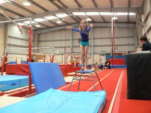 Gymnastics Comp&Netball Leaders 345