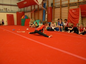 Gymnastics Comp&Netball Leaders 369