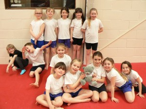 Gymnastics Comp&Netball Leaders 385