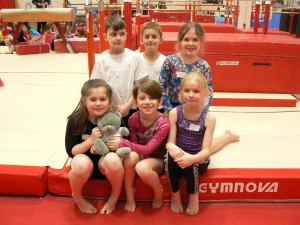 Gymnastics Comp&Netball Leaders 387