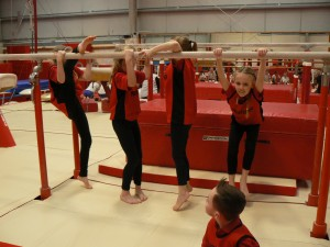 Gymnastics Comp&Netball Leaders 389
