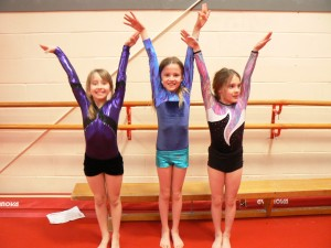 Gymnastics Comp&Netball Leaders 394