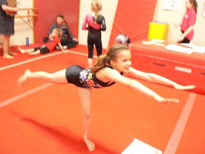 Gymnastics Comp&Netball Leaders 396