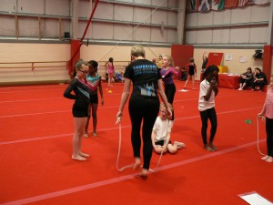 Gymnastics Comp&Netball Leaders 398