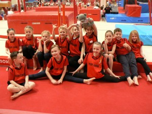 Gymnastics Comp&Netball Leaders 399