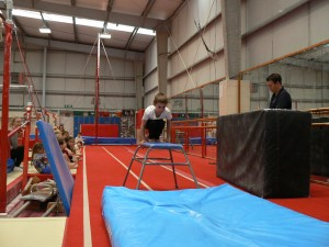 Gymnastics Comp&Netball Leaders 401