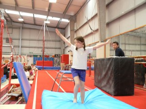 Gymnastics Comp&Netball Leaders 408