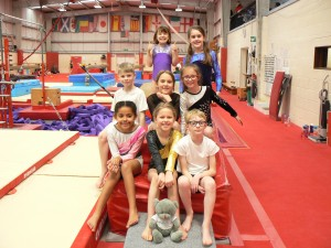 Gymnastics Comp&Netball Leaders 413