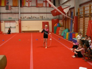 Gymnastics Comp&Netball Leaders 414