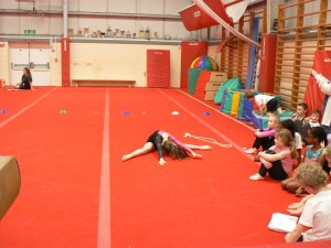 Gymnastics Comp&Netball Leaders 418