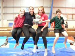 Gymnastics Comp&Netball Leaders 423