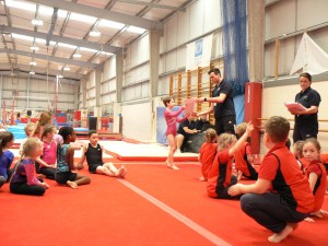 Gymnastics Comp&Netball Leaders 445