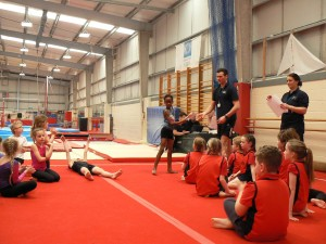 Gymnastics Comp&Netball Leaders 448
